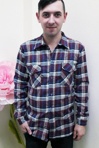 c9940e70576aeb3 Сорочки мужские - интернет-магазин трикотажа в розницу по оптовым ...